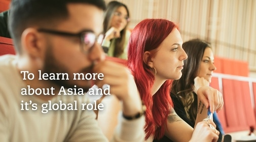 Master in global asian studies